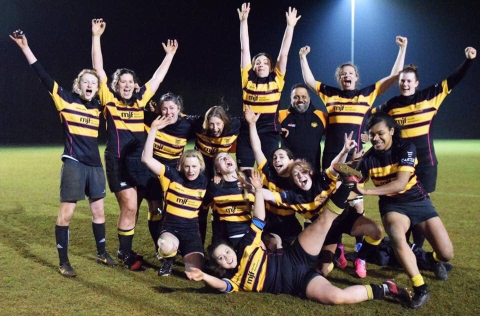 Wallingford Newest Ladies Rugby Squad